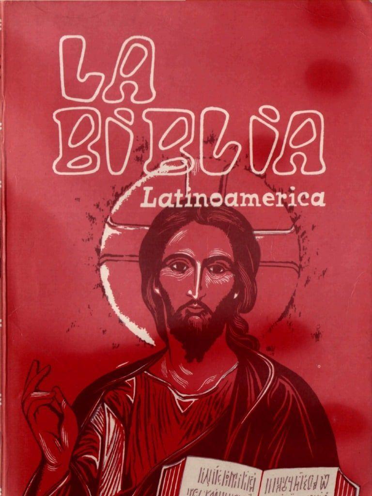 cuantos libros tiene la biblia latinoamericana