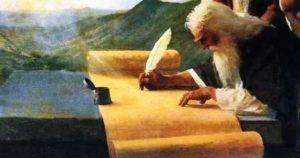 cuantos libros tiene cada parte de la biblia