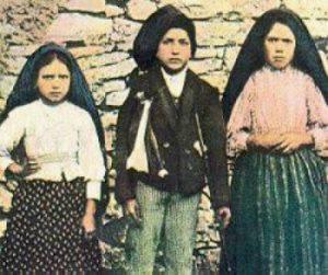 oración a la virgen de Fátima