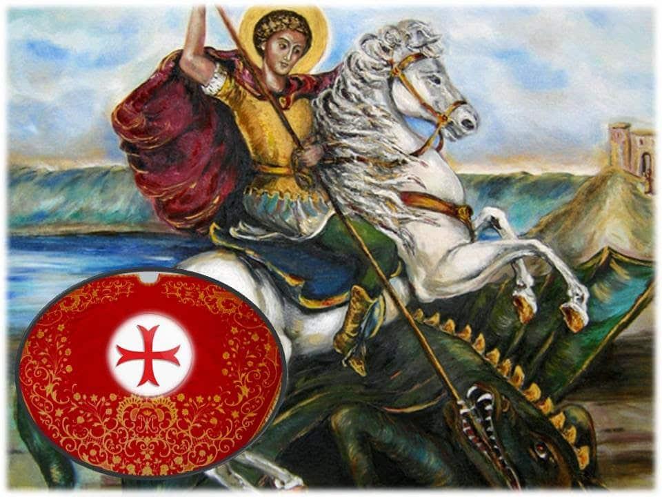 Oración a San Jorge