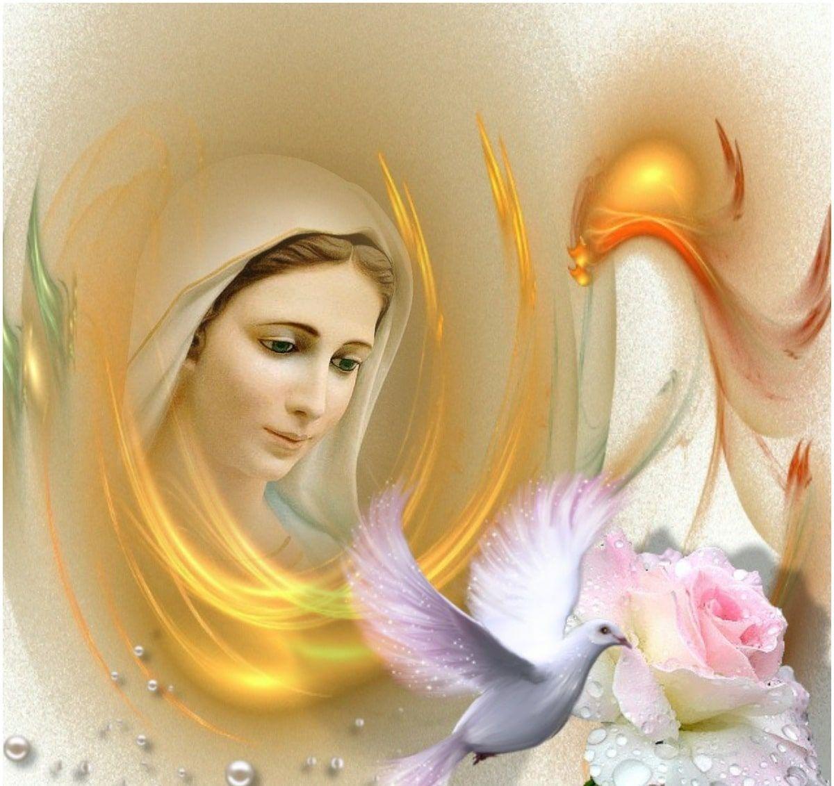 Virgen Reina de la Paz