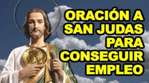 oración a San Judas Tadeo,