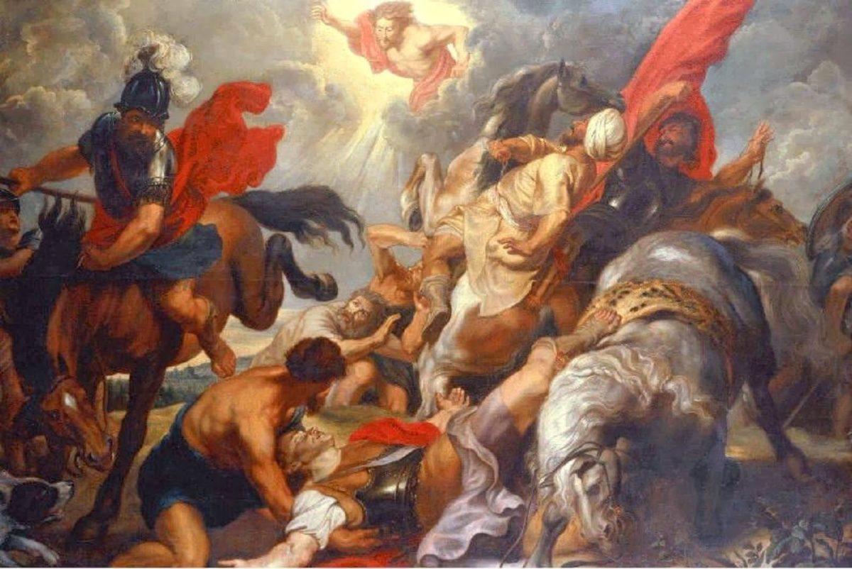 segunda carta de san pablo a los corintios-4