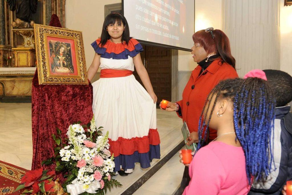 oración a la virgen de altagracia
