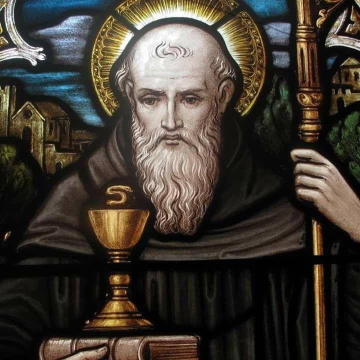 Oración a San Benito Abad 14