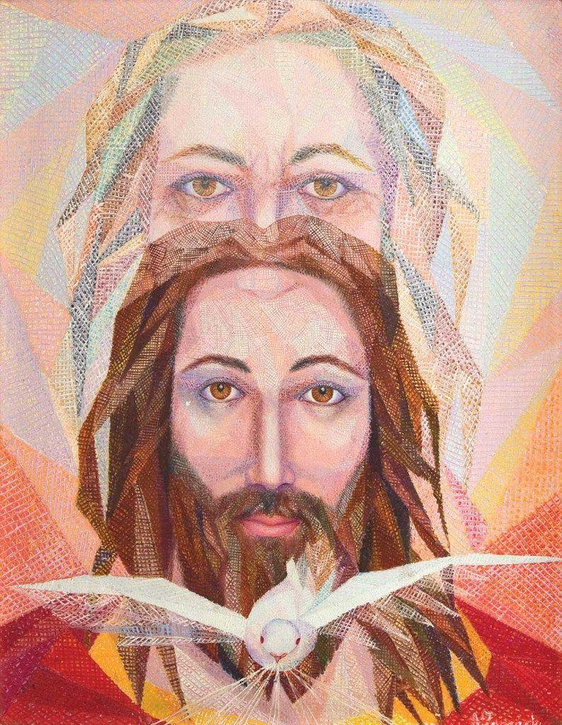 Oración a la santísima trinidad contra los enemigos