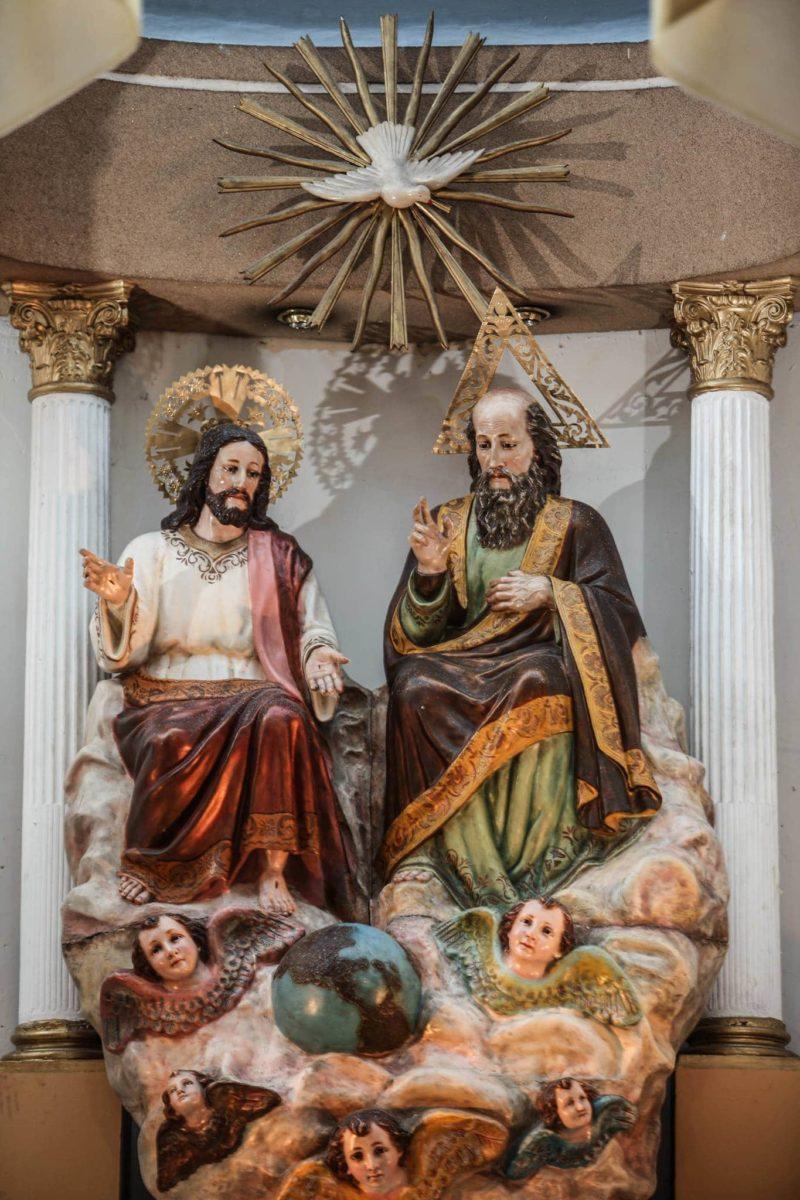 Oración a la santísima trinidad para el amor