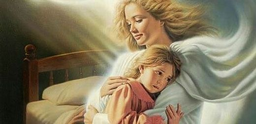 Prayer to the guardian angel to attract a person