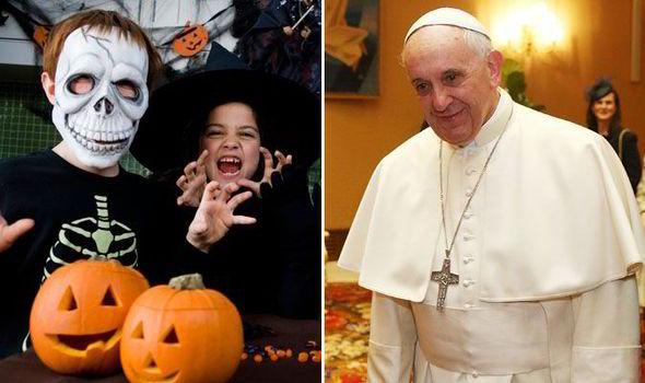 Halloween y la Iglesia Católica