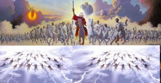 La Venida de Cristo y el Rapto de la iglesia
