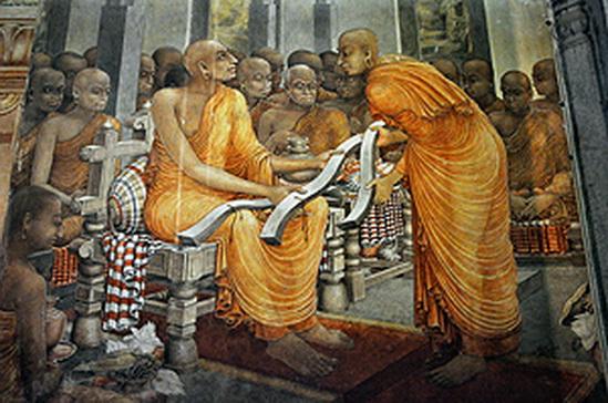 budismo theravada 1