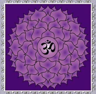 Chakras Sahasrara,  significado, mudra, posturas y mucho más